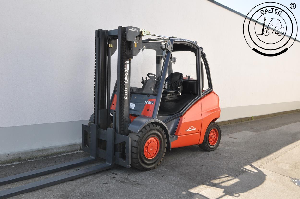 Linde H50T/600