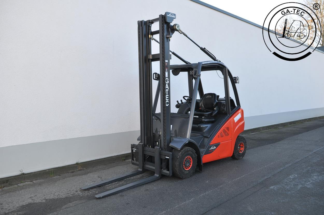 Linde H20T-02/600