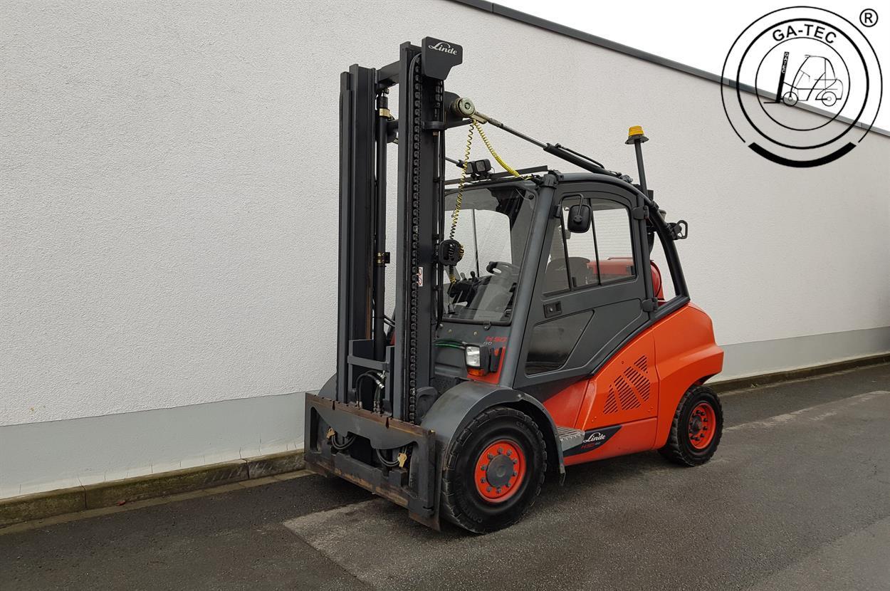 Linde H50T-600-394-02 EVO