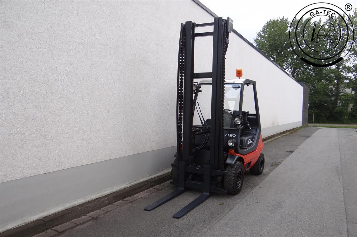 Linde H20T-02