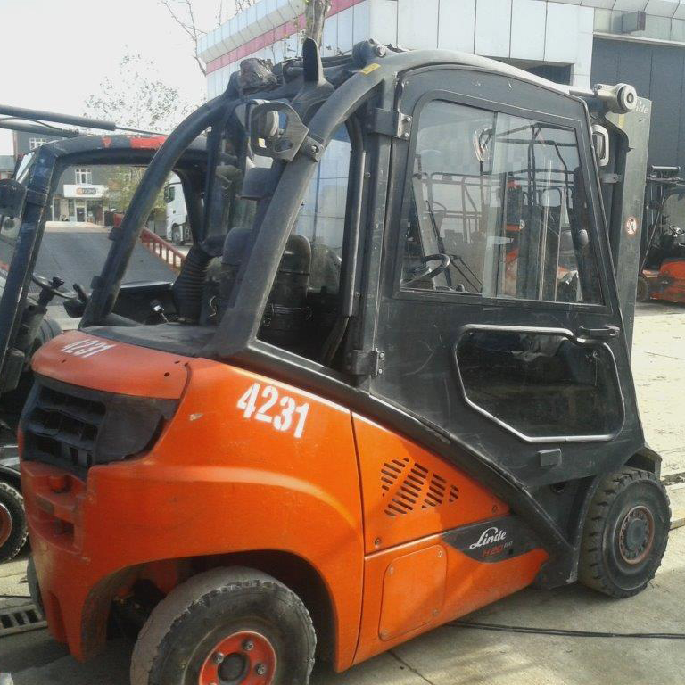 Linde H20/600D-392